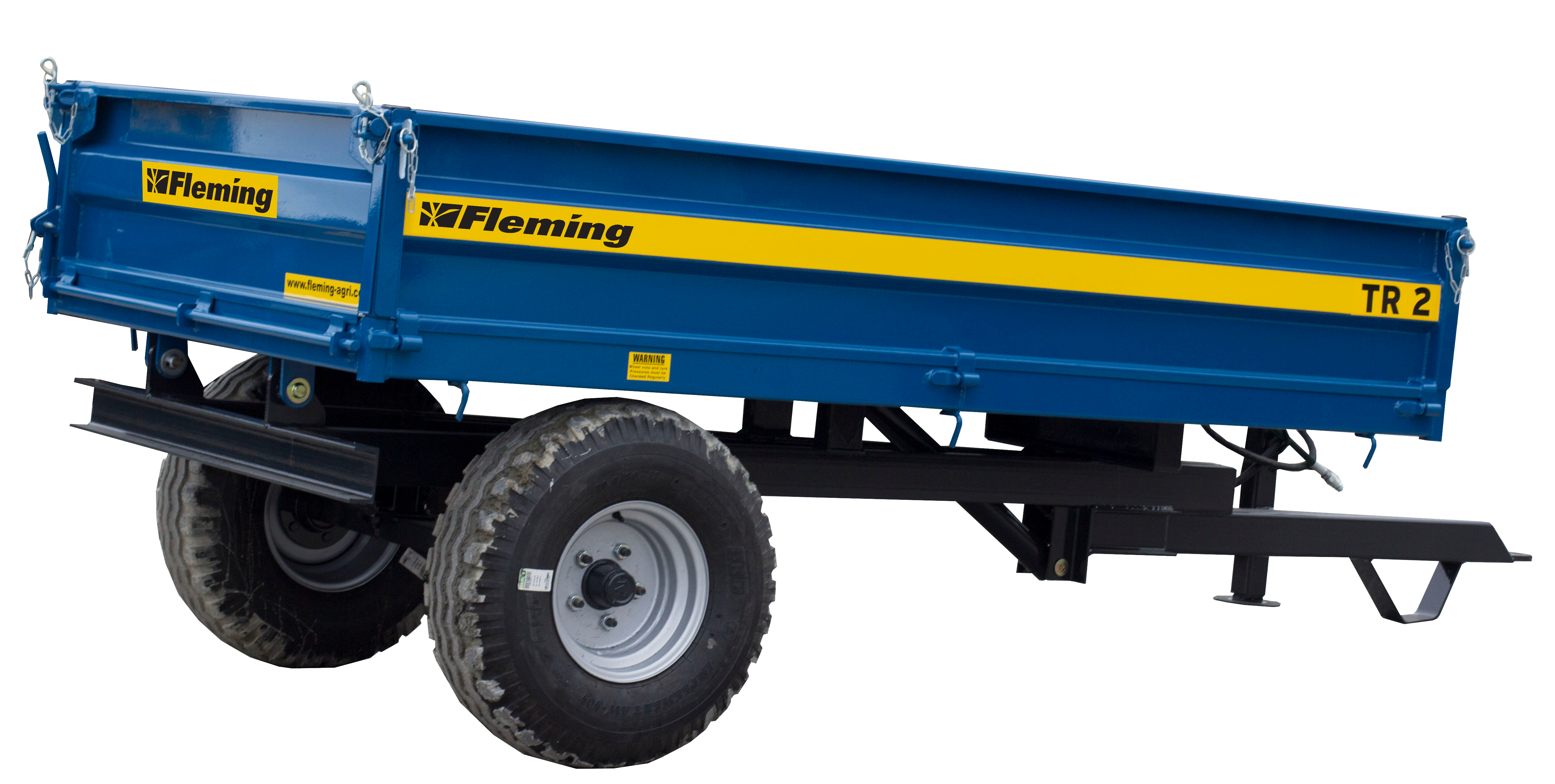 Compact Tipping Trailers Product Category