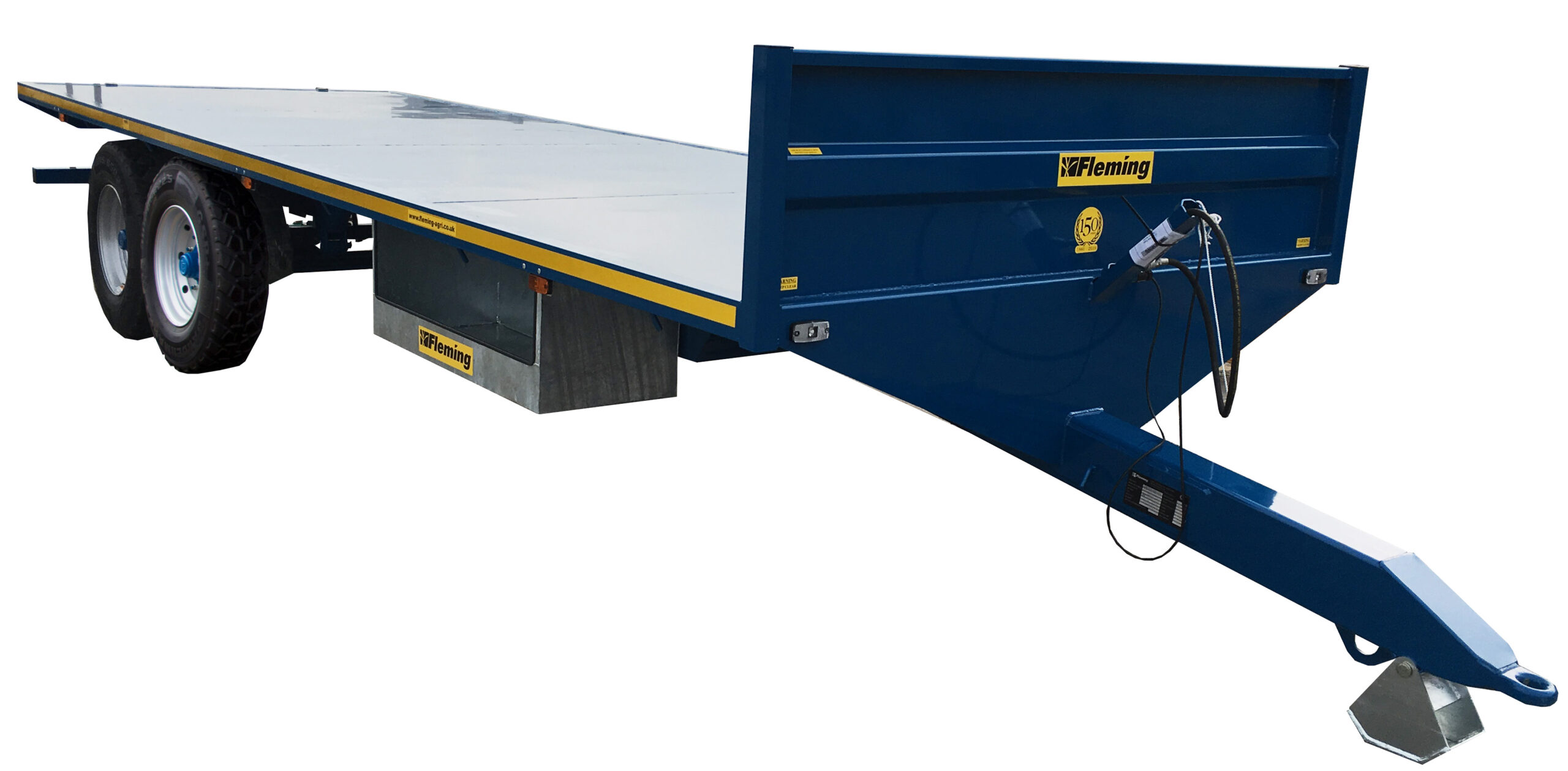 Flat Bed Bale Trailers Product Category