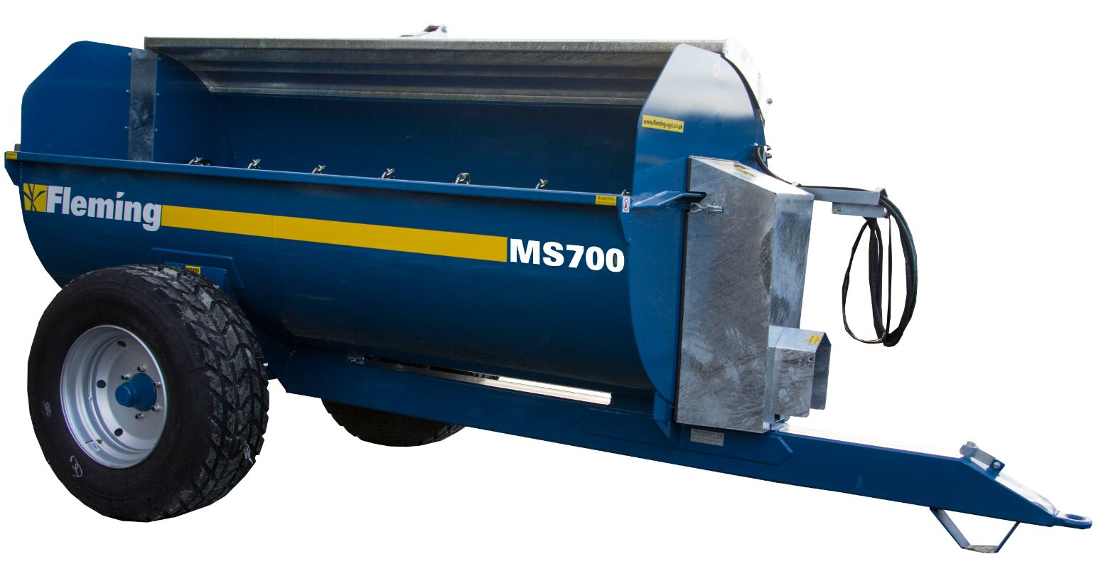 Muck spreaders Product Category